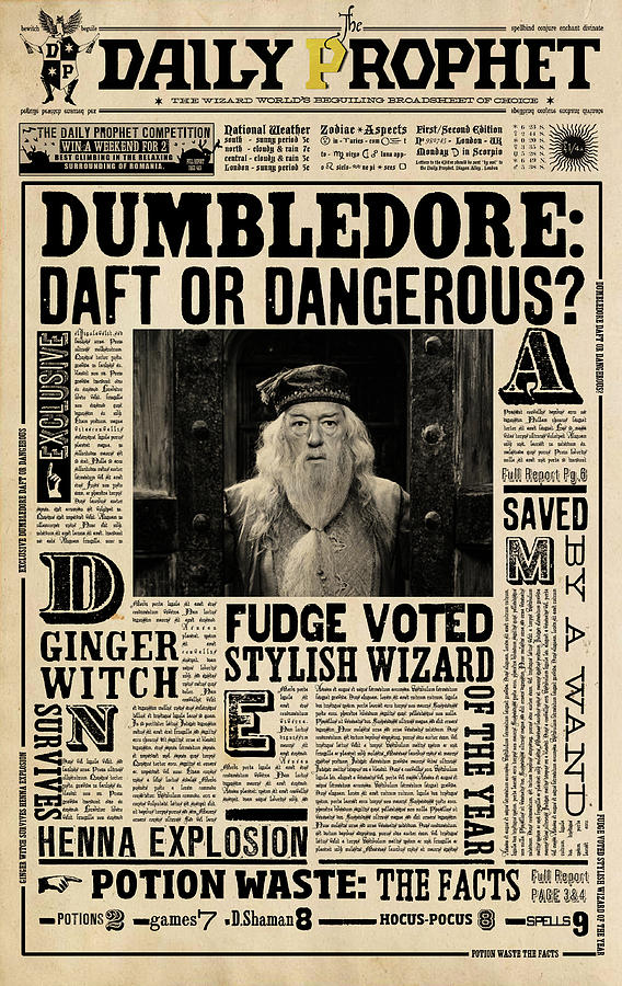 Movie Digital Art - Harry Potter And The Half-blood Prince 2009 by Geek N Rock
