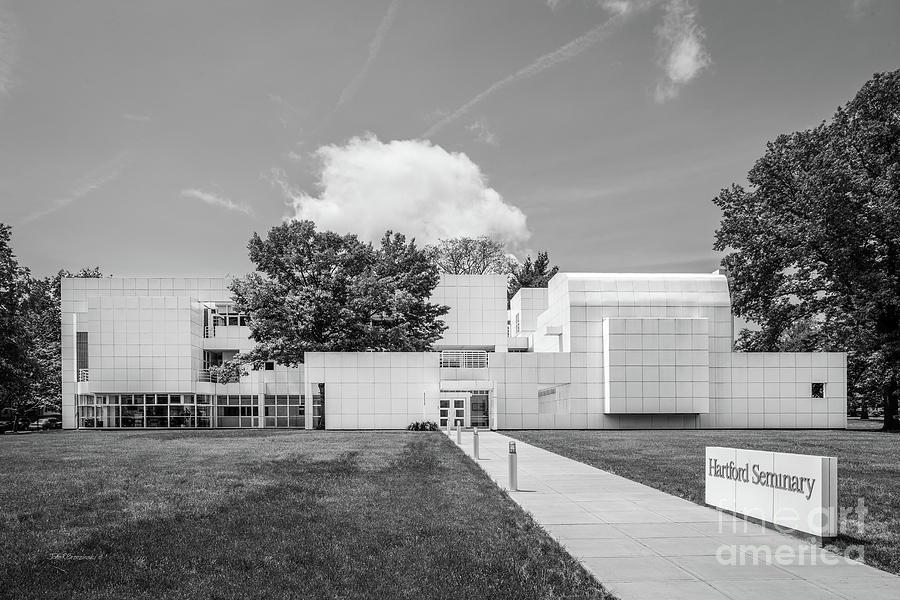Hartford Photograph - Hartford Seminary by University Icons