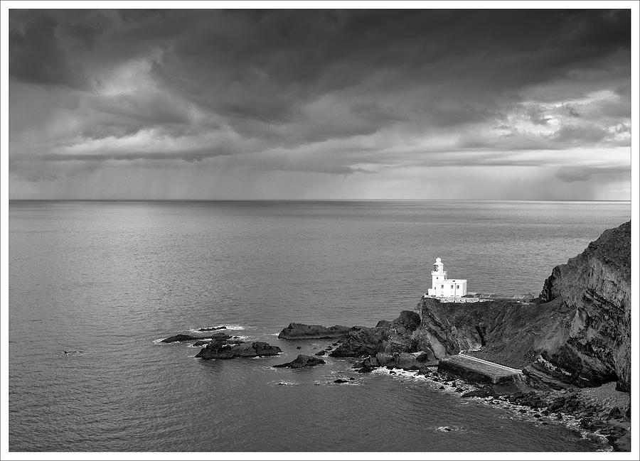 Hartland Point by Richard Greswell