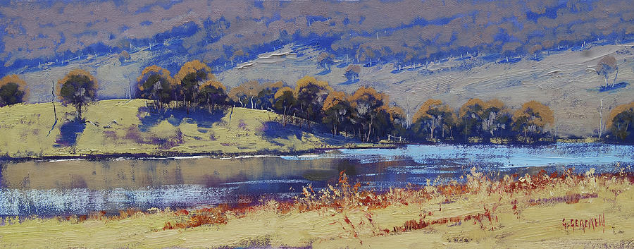 Hartley Dam Painting
