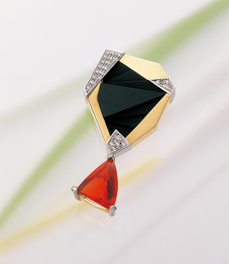 Designer Jewelry Jewelry - Harumi Kimura Collection Archive 77 by Harumi Kimura