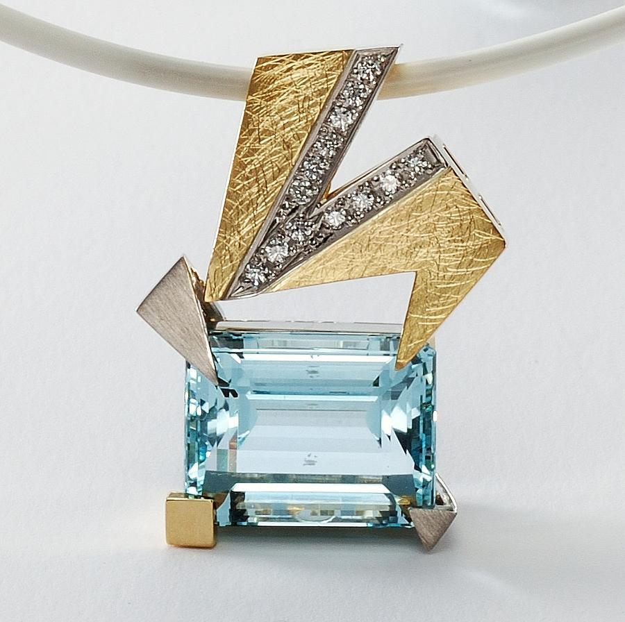 Designer Jewelry Jewelry - Harumi Kimura Collection Archive 78 by Harumi Kimura