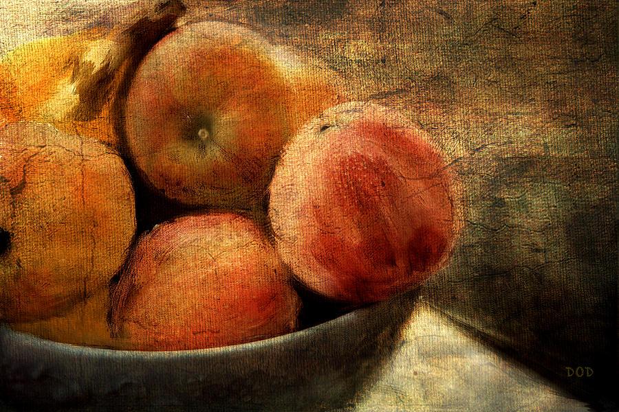 Apples Digital Art - Harvest by Declan ODoherty