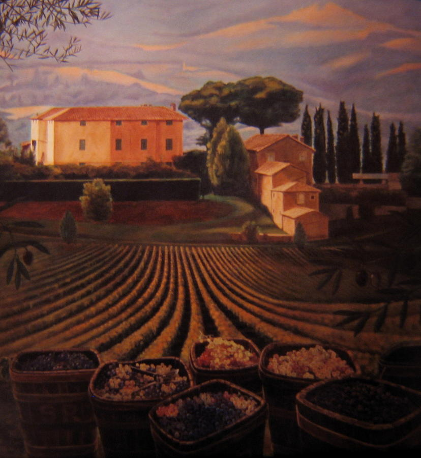Harvest by Keith Gantos