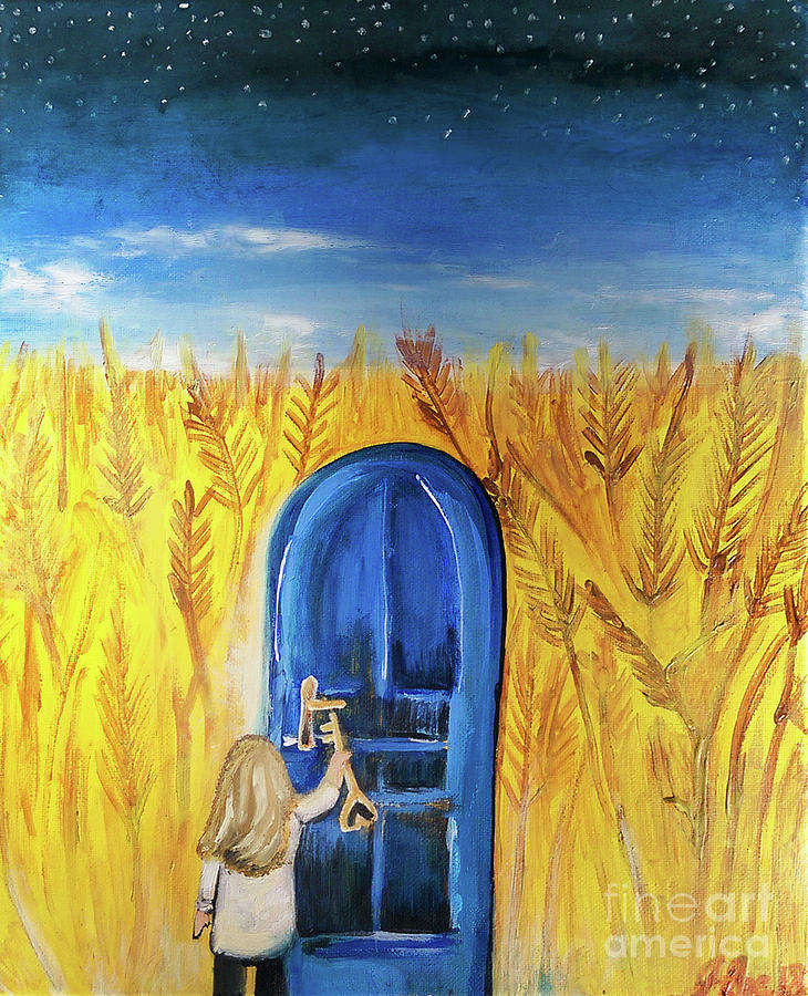 Harvester by Jennifer Page