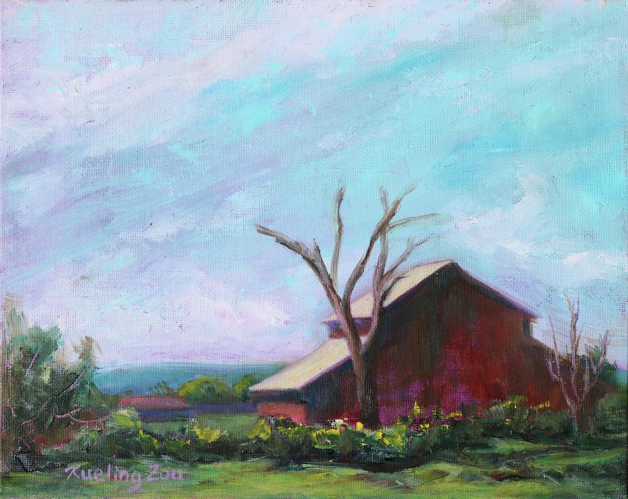 Harvey Bear Ranch San Martin California Landscape 14 by Xueling Zou