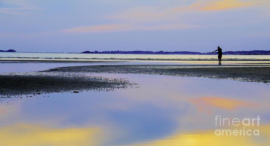 Harvey's Beach by Julio Velez