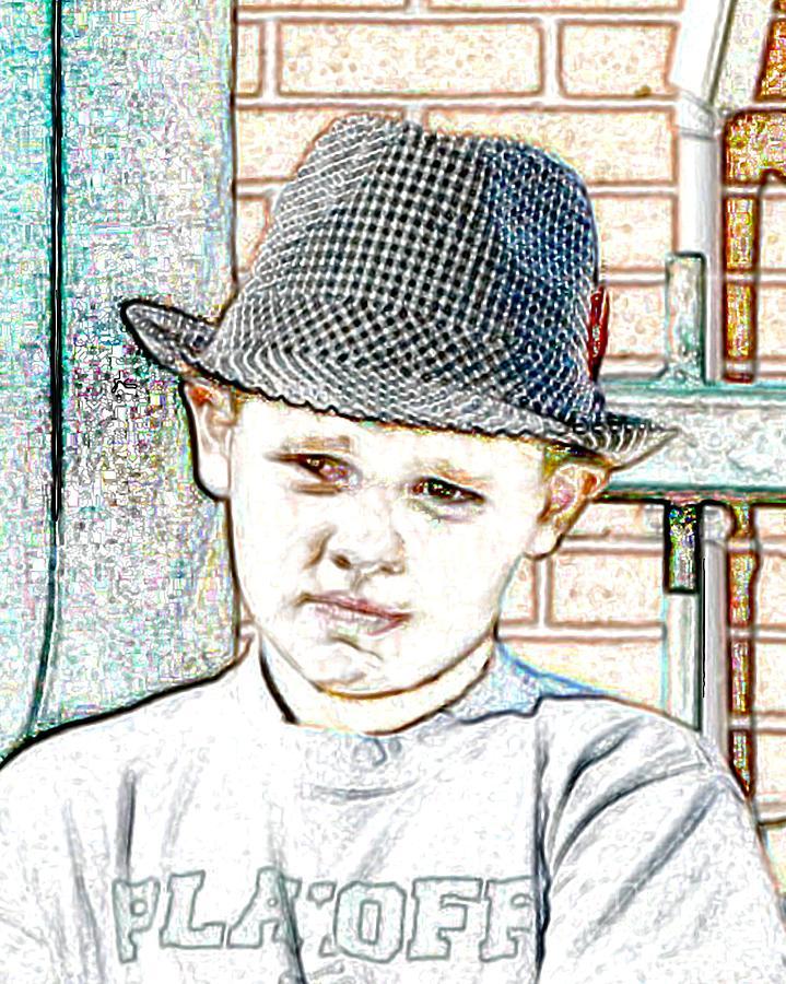 Hat Photograph - Hat Of A Hero by Lynn Reid
