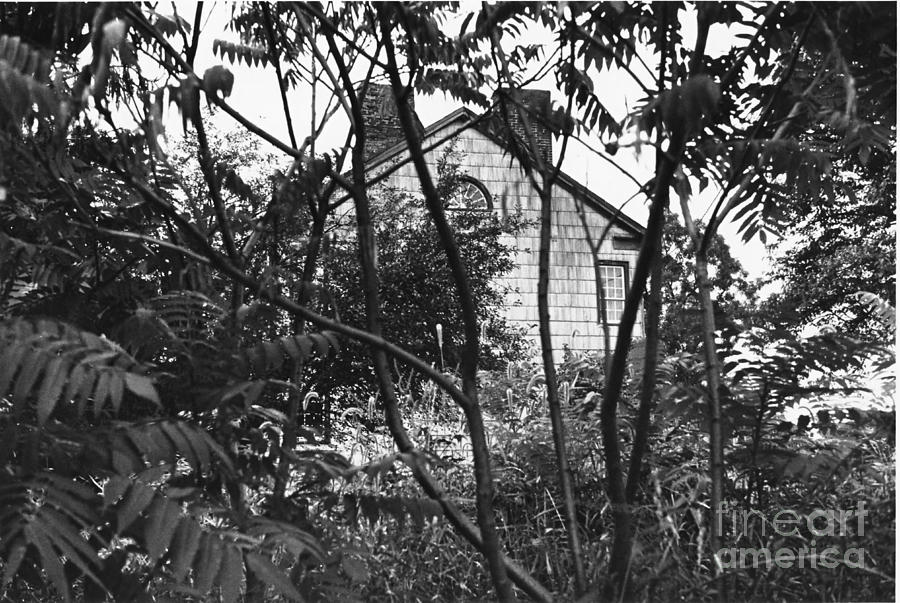 Haunted House Photograph - Haunted by Kathryn Donatelli