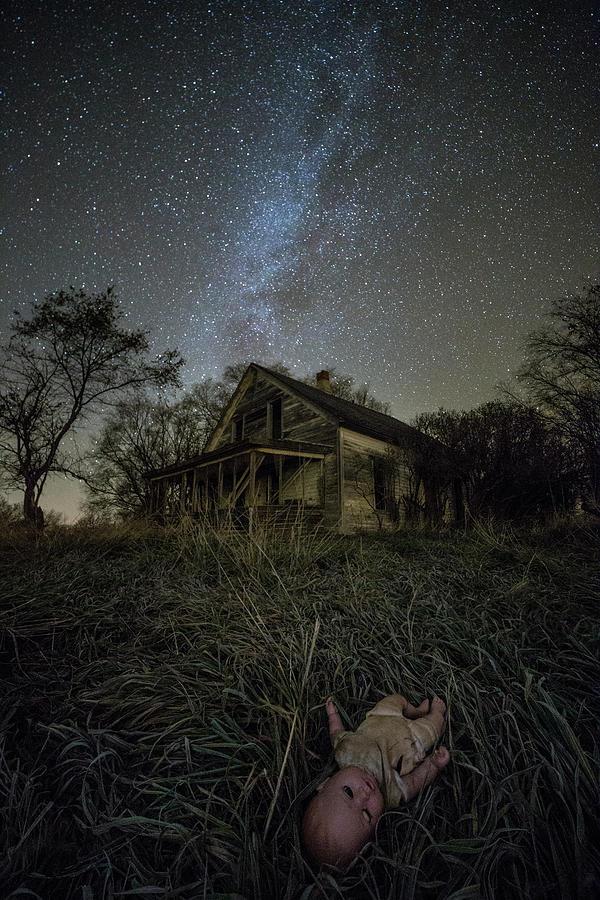 Haunted Memories by Aaron J Groen