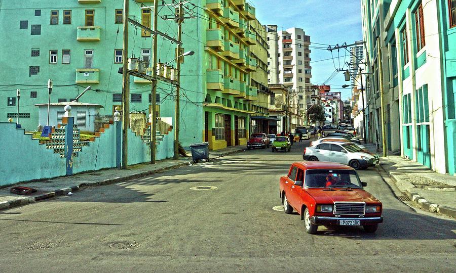 Havana Photograph - Havana-47 by Rezzan Erguvan-Onal