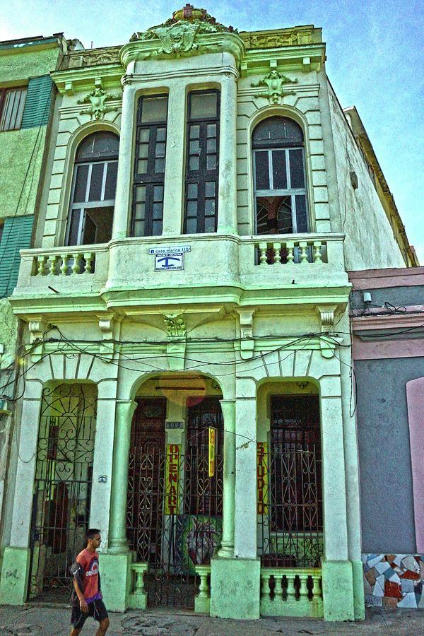 Havana Photograph - Havana-55 by Rezzan Erguvan-Onal