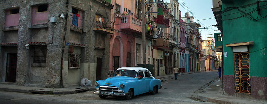 Havana Streets by Jed Holtzman