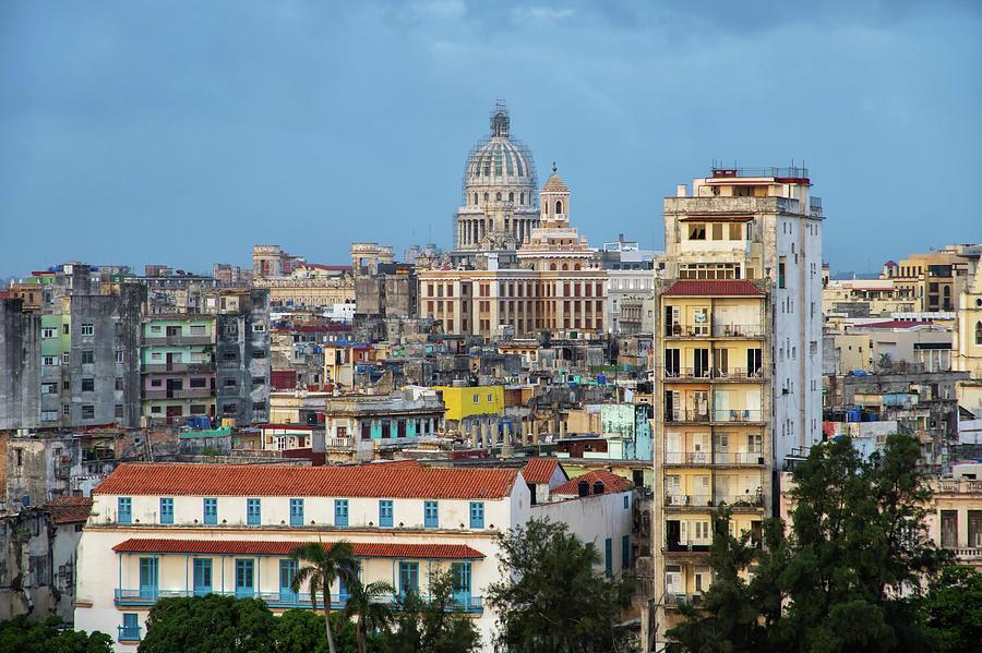 Havana Vieja 2 by Arthur Dodd