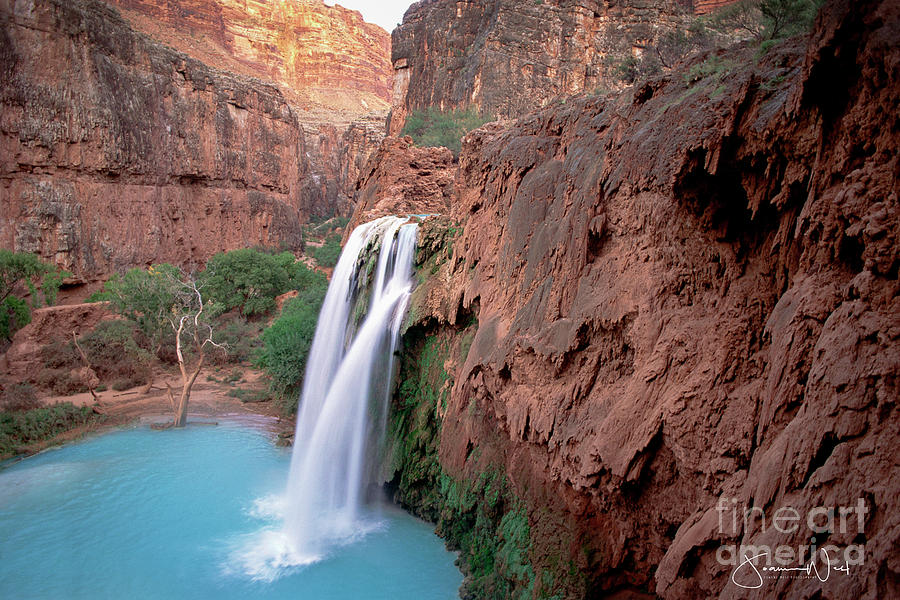 Havasu Falls by Joanne West