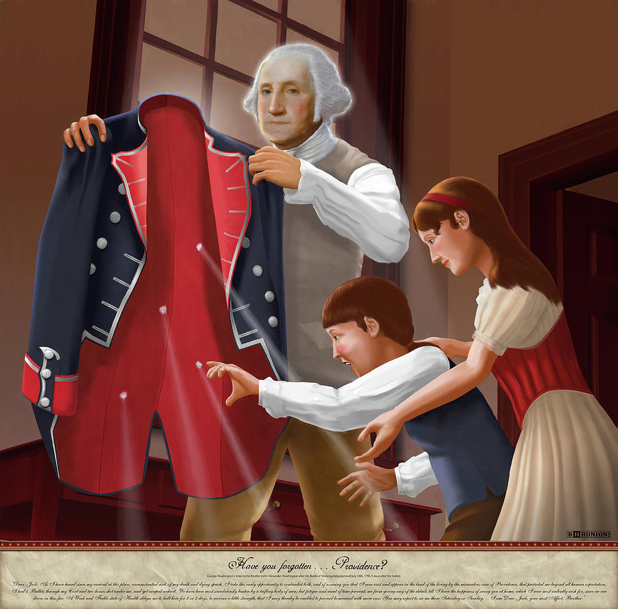 American Painting - Have You Forgotten Providence by Brett H Runion