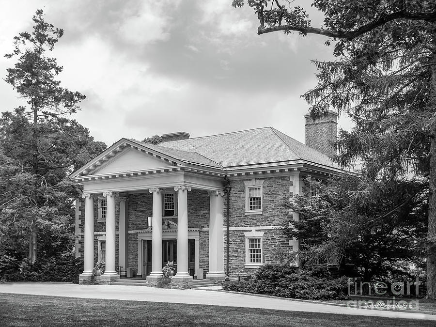 American Photograph - Haverford College Roberts Hall by University Icons