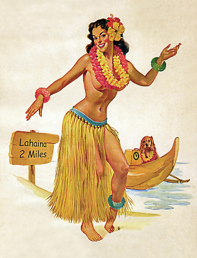 picture-of-hula-girl