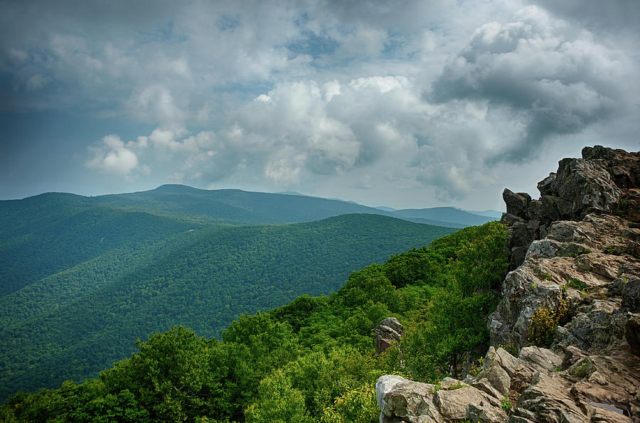 Hawksbill Mountain II Photograph