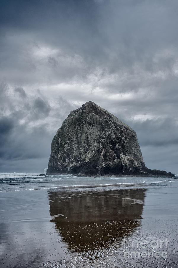 Haystack Rock 1 Photograph