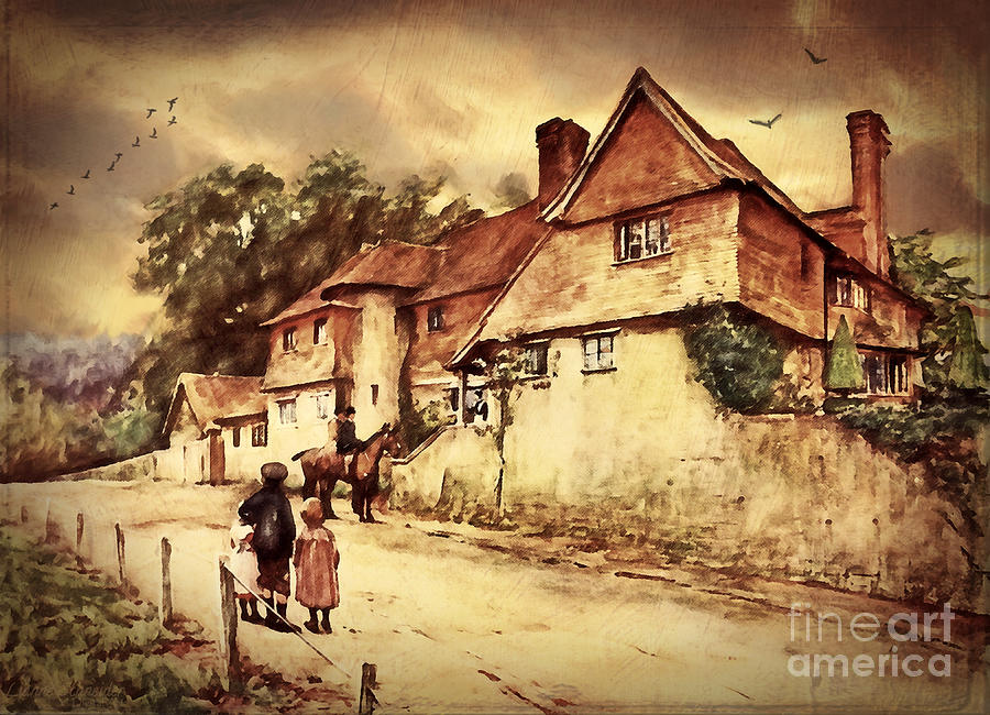 Hazelmere Cottage - English Lake District by Lianne Schneider