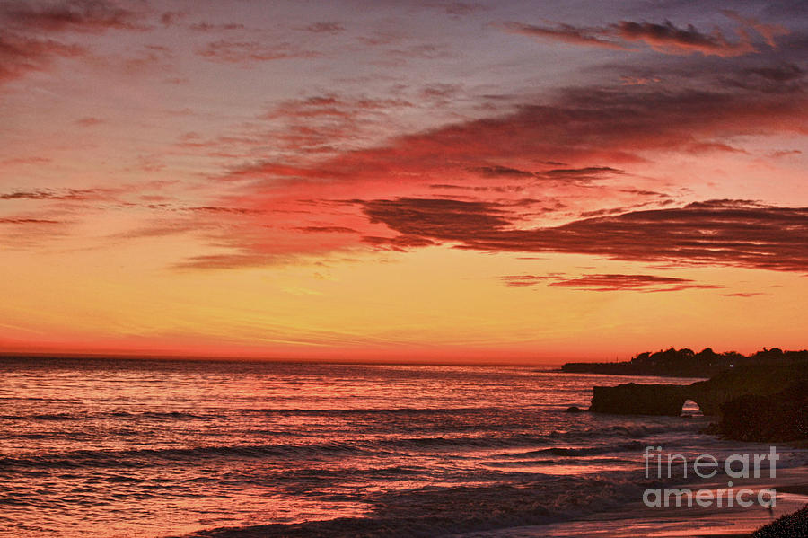 Hdr Photograph - hd 330 Dog Beach 1 HDR by Chris Berry