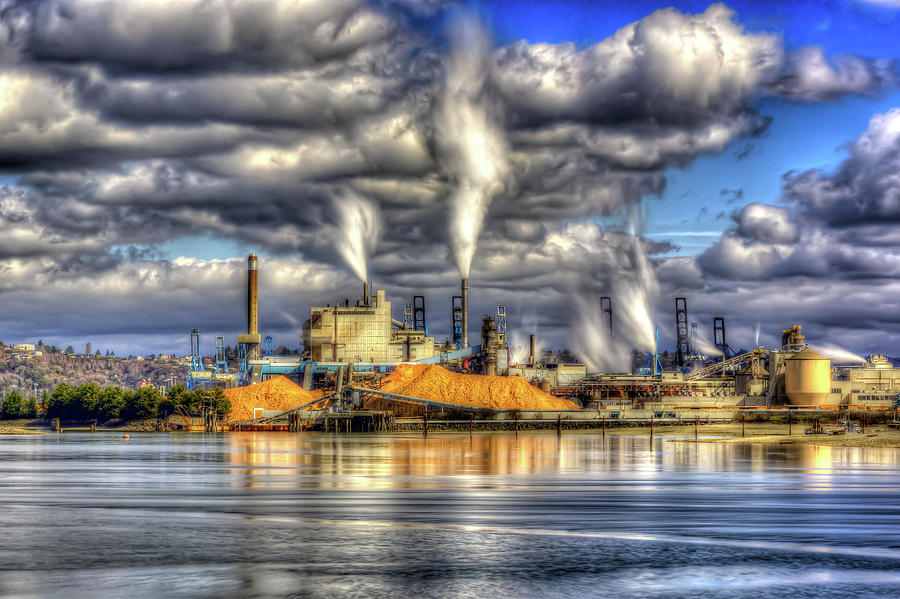 HDR - WestRock Plant Tacoma, WA by Rob Green