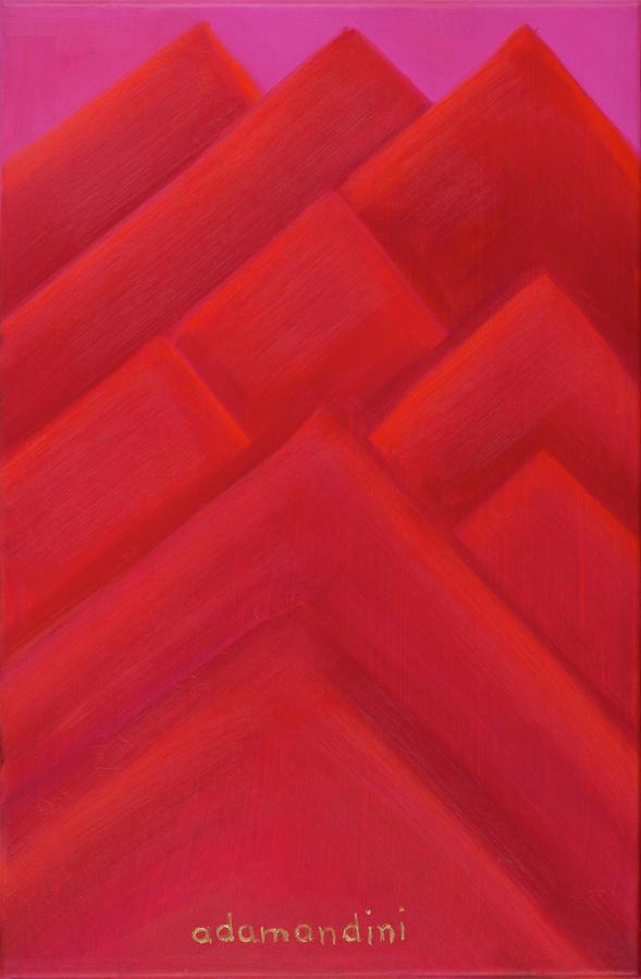 Fire Painting - He Tu Fire by Adamantini Feng shui