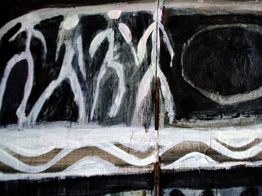 Nappy Head Art Painting - Headed North by Robert Daniels