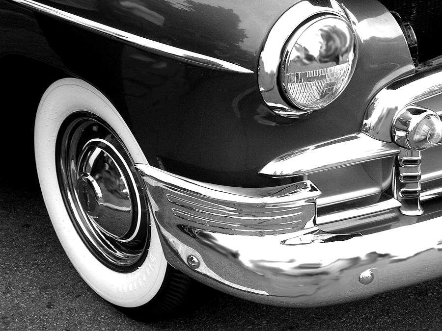 Automobile Photograph - Headlight by Audrey Venute