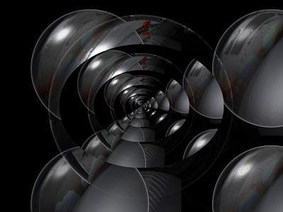Headmechanical Digital Art by Ian Richard  Laws