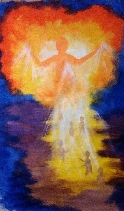 Healing Light by Connie Townsend