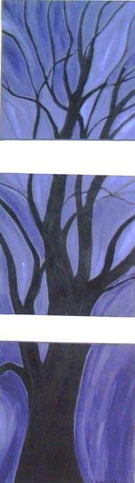Healing Painting - Healing Tree 3 by Roy Randell