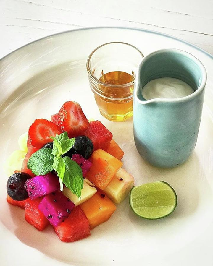 Healthy Breakfast, Fresh Seasonal Photograph by Arya Swadharma