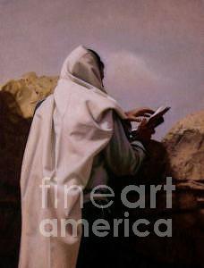 Dead Sea Painting - Hear O Israel by Keith Murray