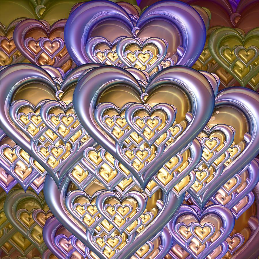 Heart Attack Digital Art
