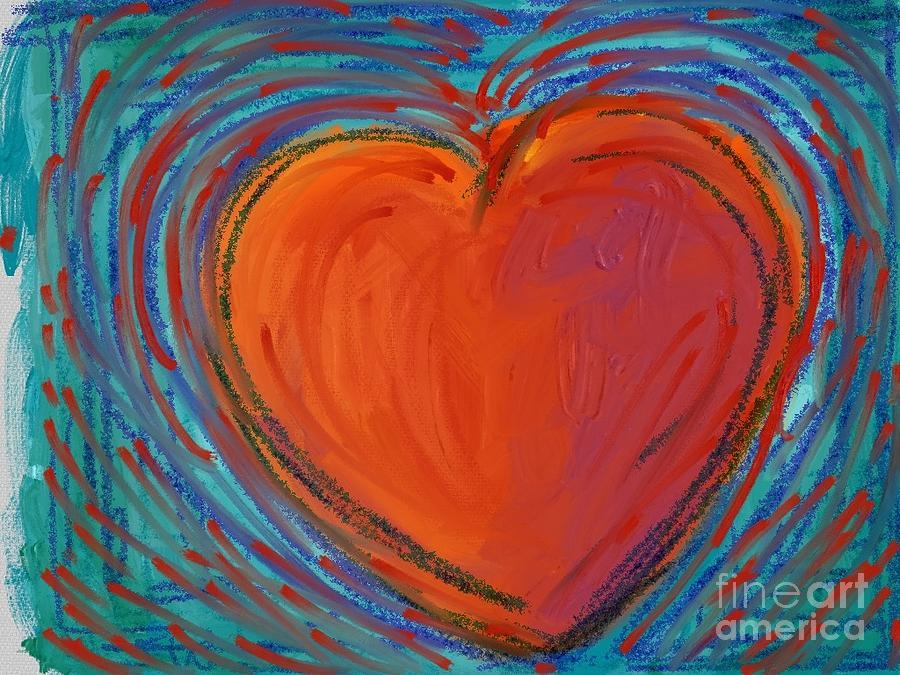 Heart by Jeanie Watson