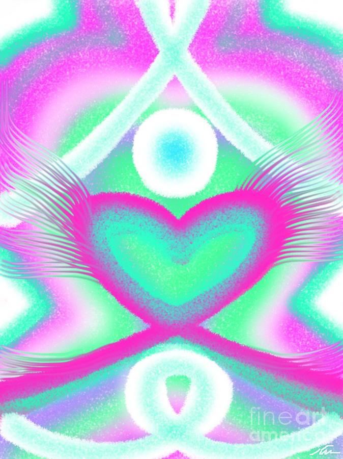 Heart of Love by Frances Ku