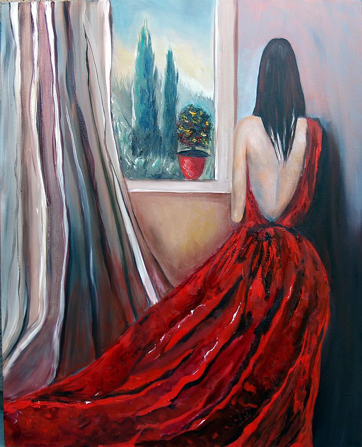 Heart Of Mine Painting by Niki Sands