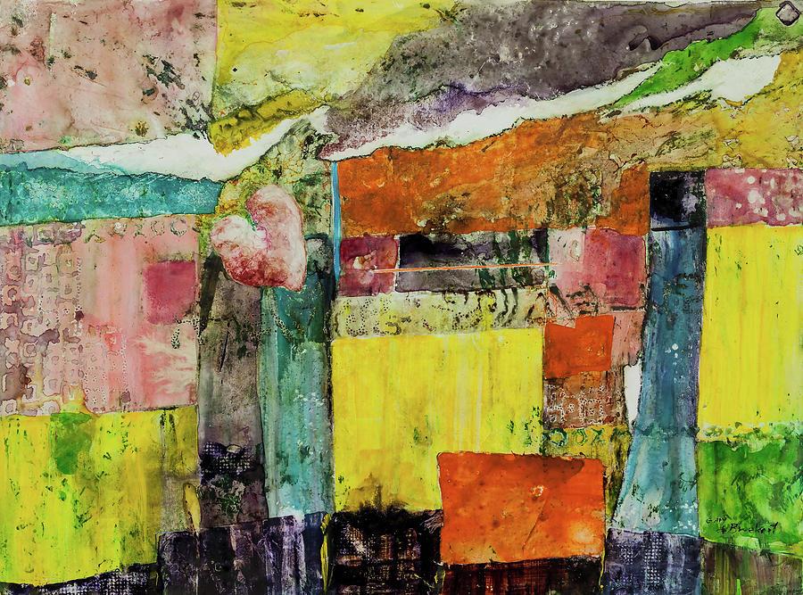 heart of uptown by Gary Debroekert