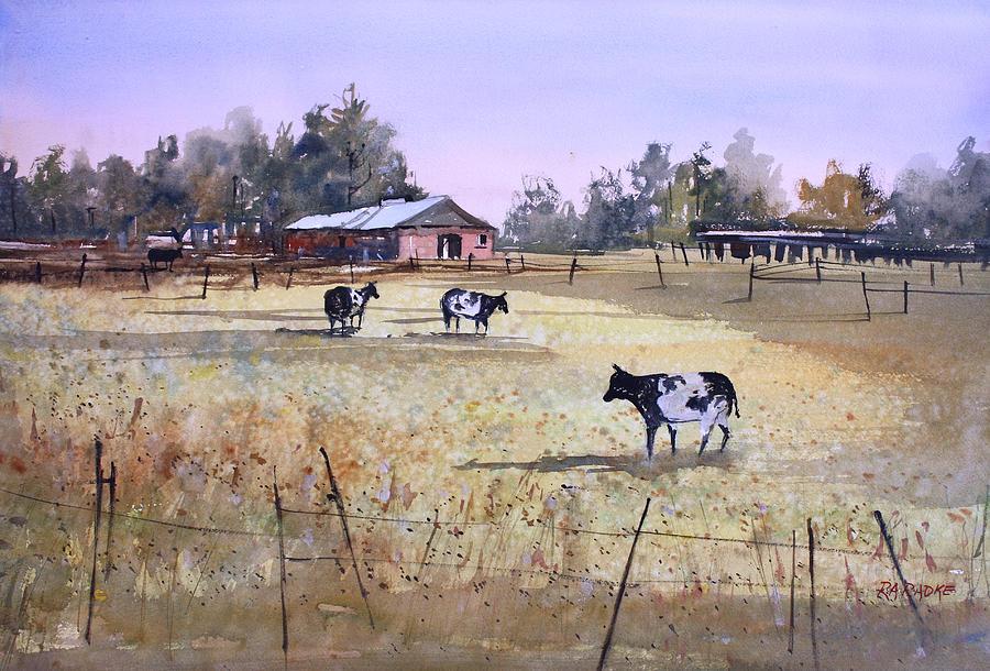 Landscape Painting - Heart Of Wisconsin by Ryan Radke