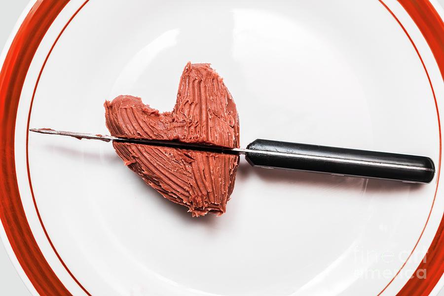 Heartbreak Photograph - Heartbreak Cake by Jorgo Photography - Wall Art Gallery