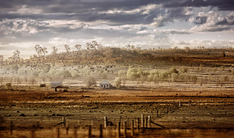 Landscapes Photograph - Heartland by Holly Kempe