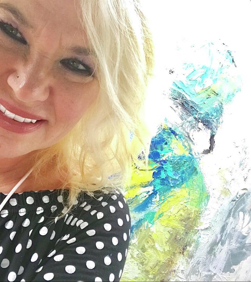 Heather Roddy Painting by Heather Roddy