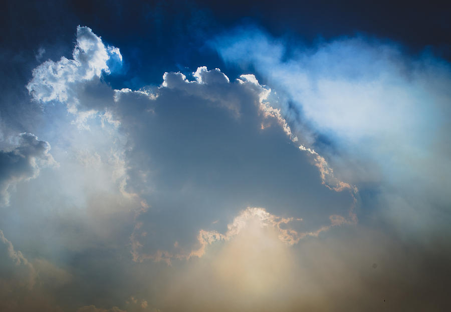 Heaven Above Iv Photograph