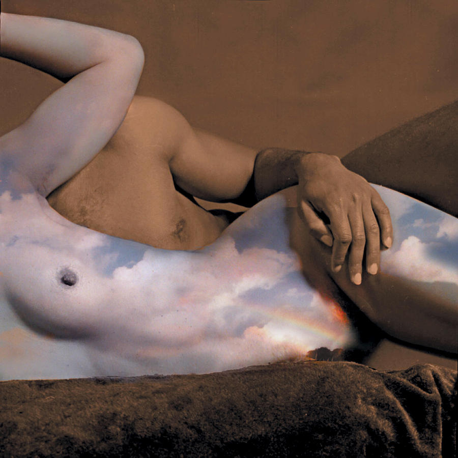 Nudes Photograph - Heaven And Earth by Fern Logan