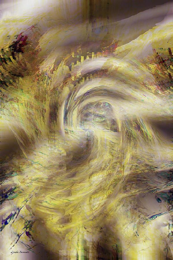 Heaven And Earth Digital Art