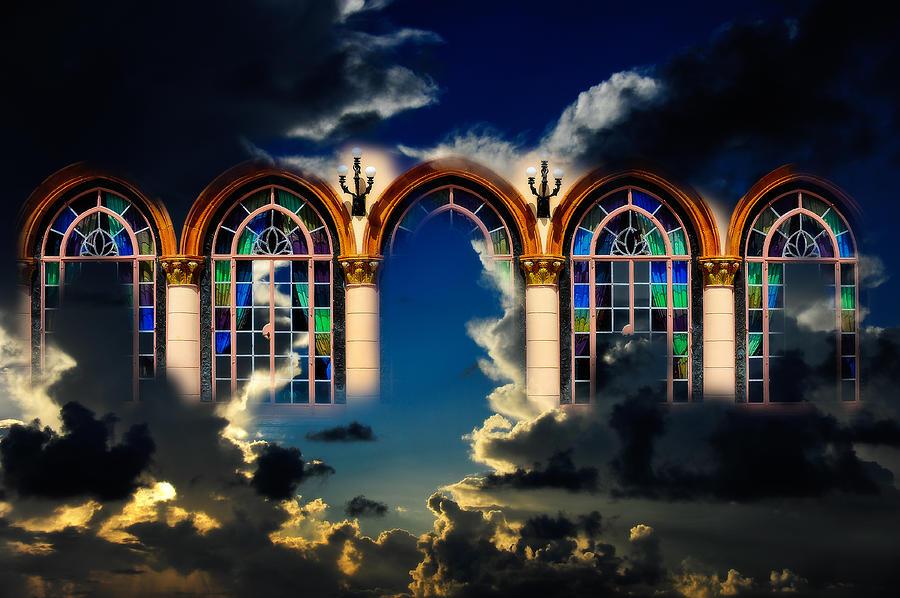 Heaven by Harry Spitz