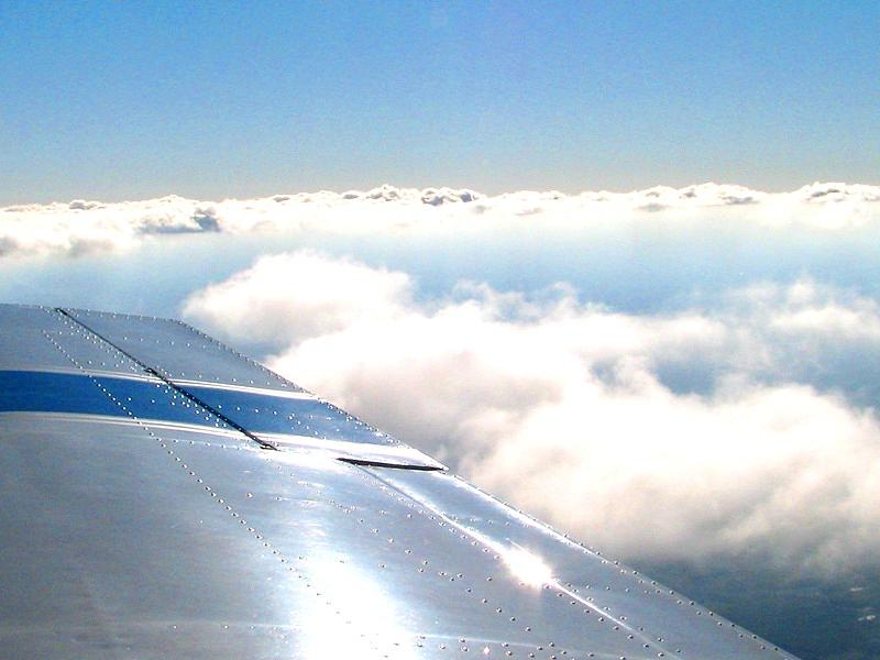 Fly Photograph - Heaven by Michaela Gilt