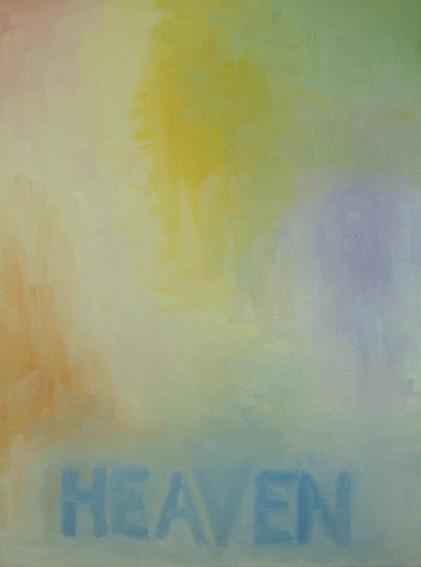 Heaven Painting - Heaven by Mike Boast